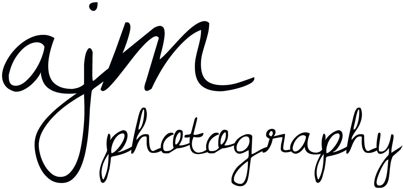 ajm photography logo